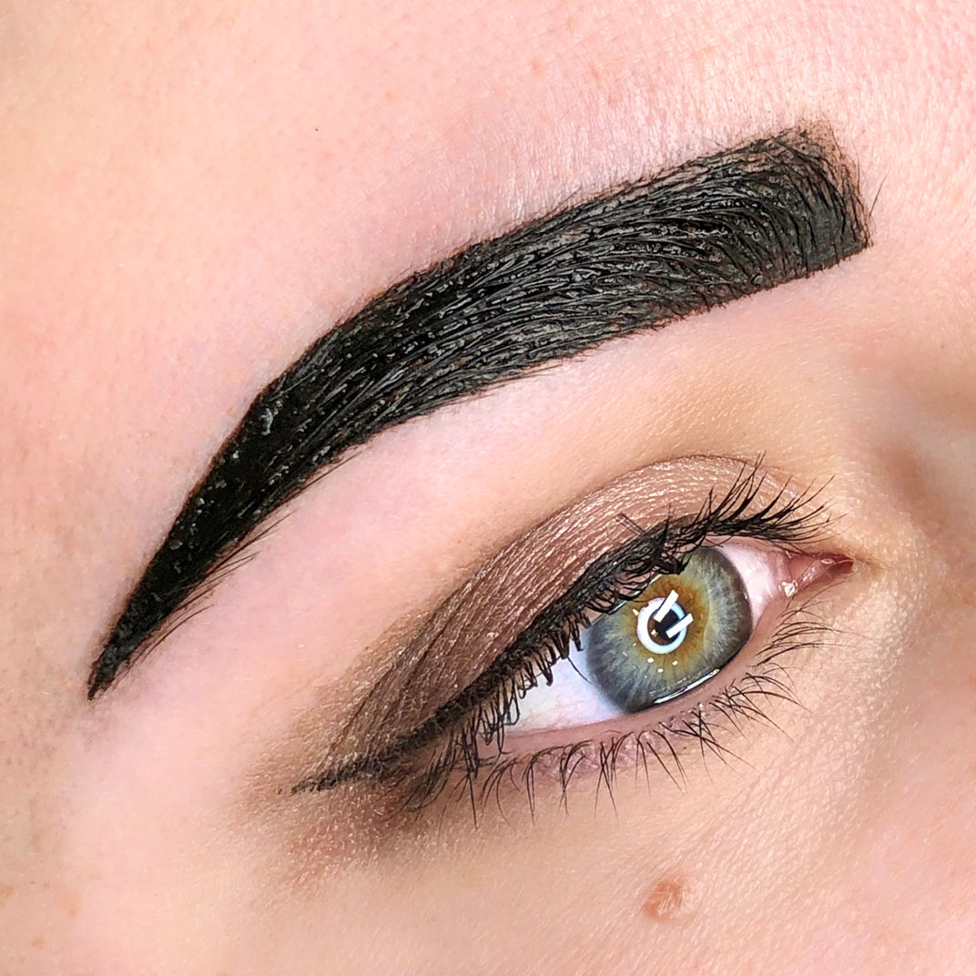 henna for brows