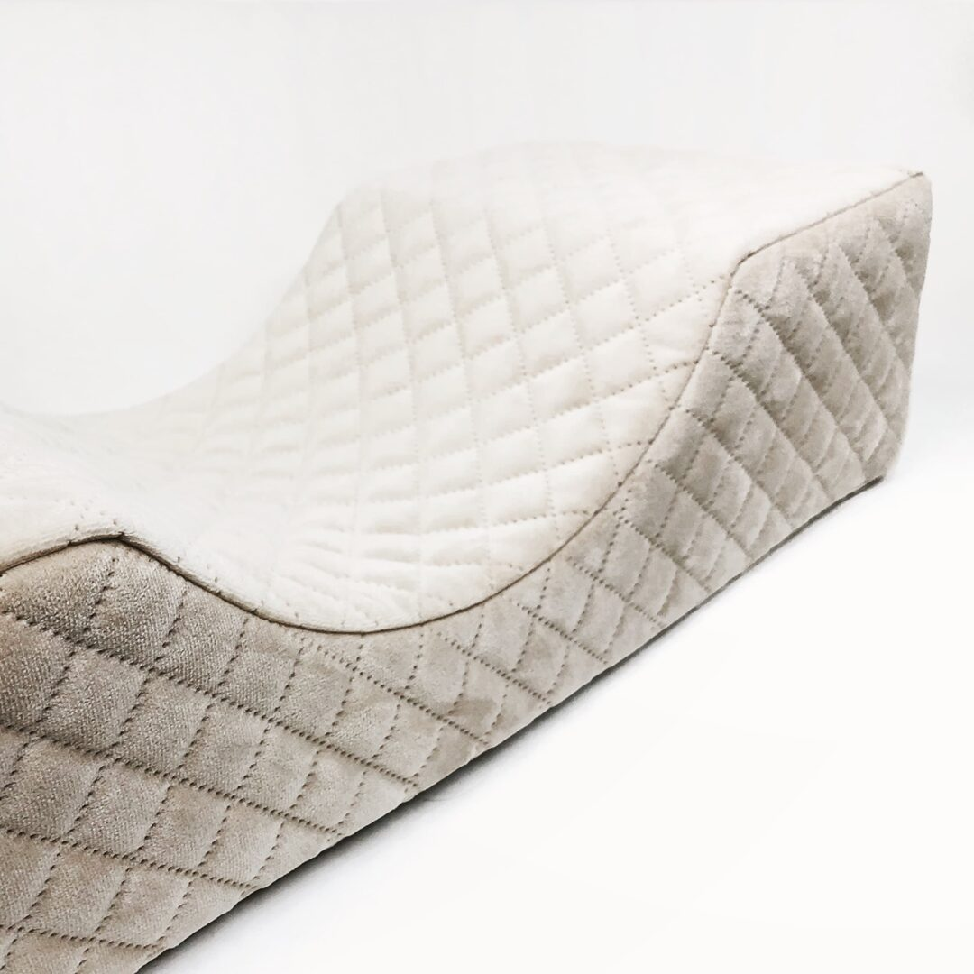 pillow for eyelash extensions